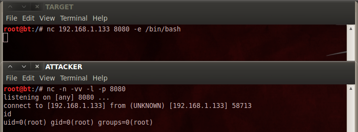 netcat linux